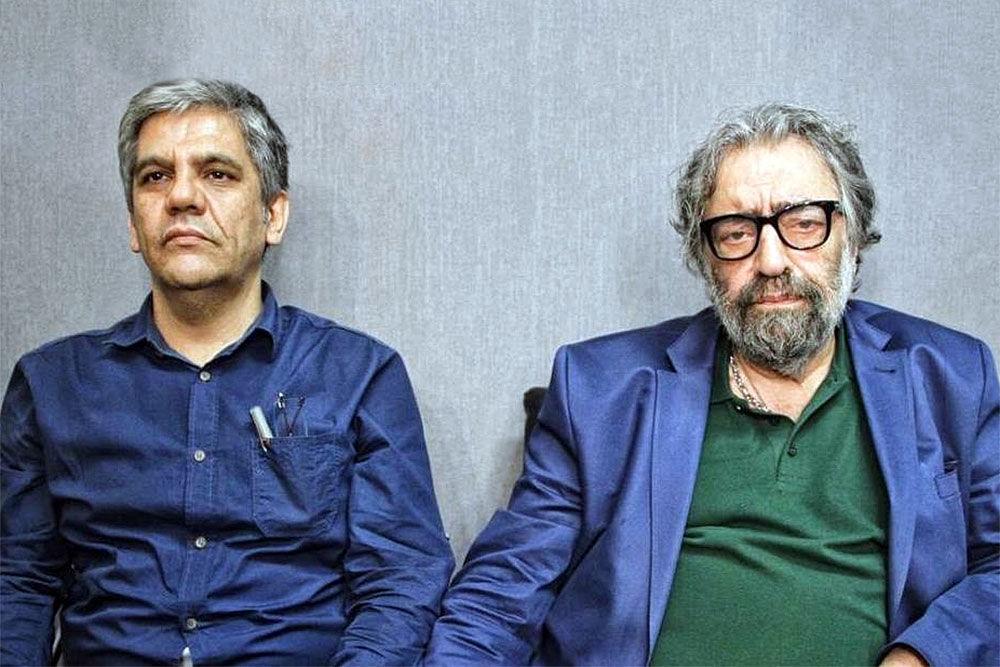 مسعود کیمیایی و منصور لشکری قوچانی همچنان خبرساز هستند | لشکری قوچانی، مسعود کیمیایی را به دادگاه کشید