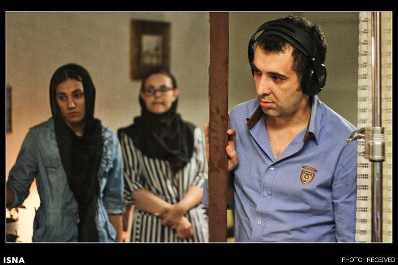 باران کوثری و حامد بهداد در فیلم هفت ماهگی ! + تصاویر