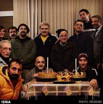 امیر جعفری و پانته آ بهرام در سریال جدید فریدون جیرانی+عکس