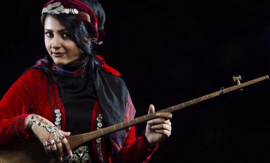 حضور نوازندگان زن در فرهنگسرای نیاوران +عکس