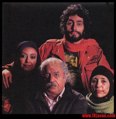برادر گلشیفته فراهانی هم بازیگر شد / همبازی شدن وی با آزاده نامداری در یک فیلم + عکس