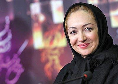 حضور نیکی کریمی در مراسم گفت و گوی با مردم در سینما آزادی