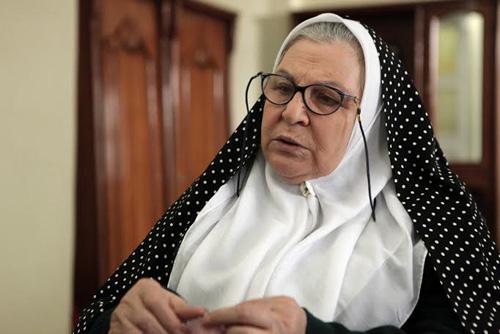 گریم جالب امیرحسین صدیق در نقش یک روحانی + تصاویر