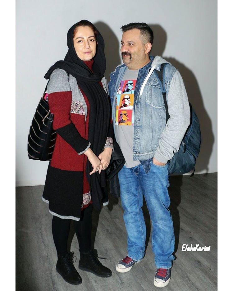 مهراب قاسمخانی و شقایق دهقان به «رالی ایرانی» پیوستند
