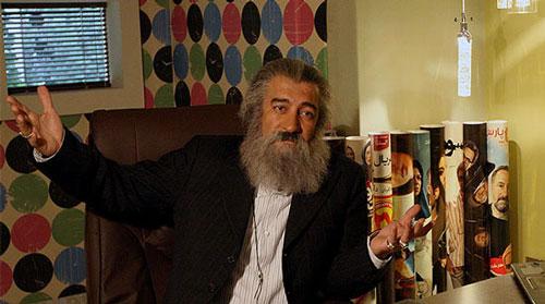گریم های سنگین بازیگران مشهور ایرانی + تصاویر