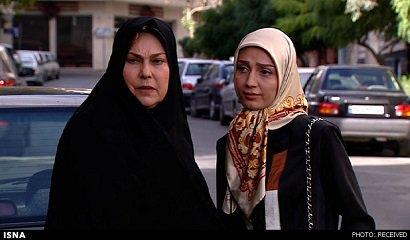 مهرانه مهین ترابی با تلویزیون خداحافظی کرد ! + تصاویر