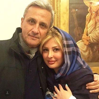 الهام حمیدی به درگذشت پدر نیوشا ضیغمی چه واکنشی نشان داد! عکس