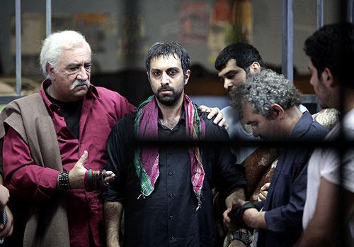 کاراکتر های مشهور سینما با نام «رضا» + عکس