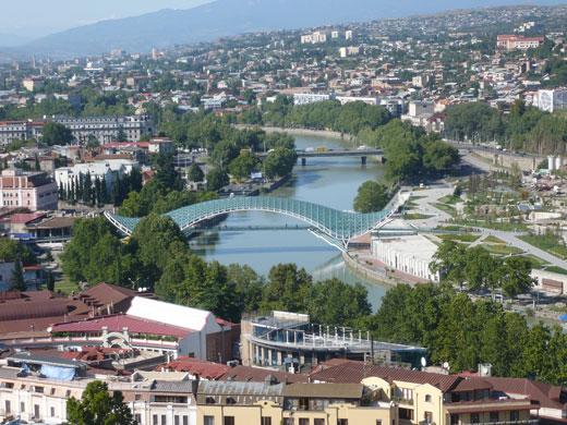 سفر مهراوه شریفینیا به گرجستان چگونه گذشت ؟ + تصاویر