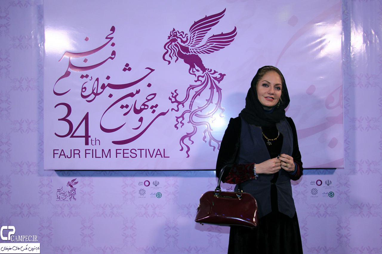تیپ مهناز افشار در افتتاحیه فیلم خانه ای در خیابان ۴۱ +تصاویر