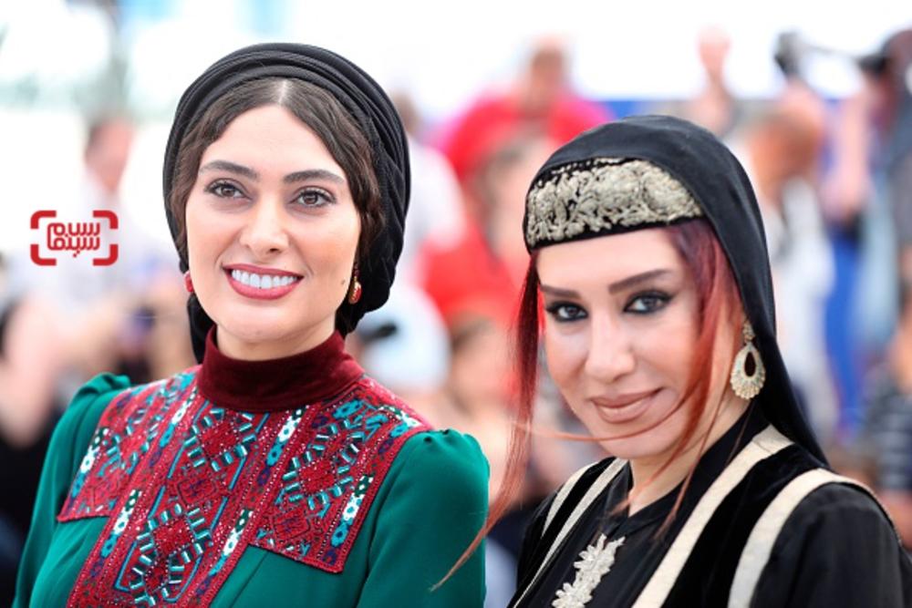 جشنواره فیلم کن با حضور سودابه بیضایی و نسیم ادبی در روز سوم