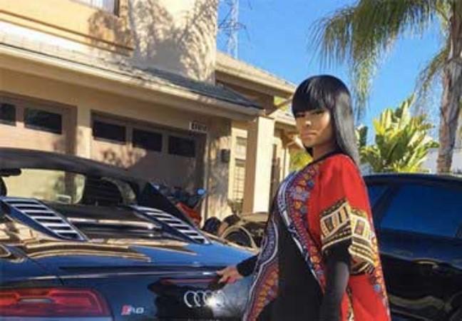ماشین ستاره های زن هالیوودی