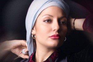 دیدار مهناز افشار با خانواده رقیه کوچک که بیگناه کشته شد +تصاویر