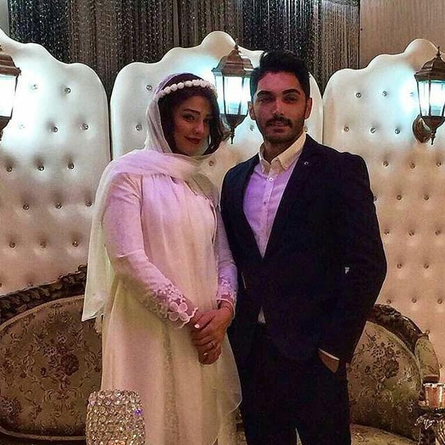 ازدواج سیما خضرآبادی