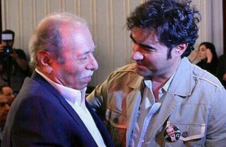 شهاب حسینی و علی نصیریان اعتراف میکنند +عکس