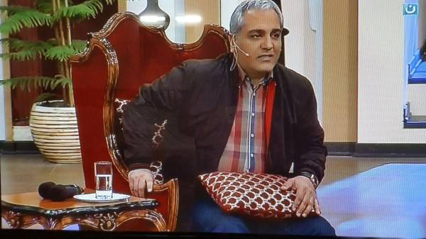 دیسک کمر مهران مدیری