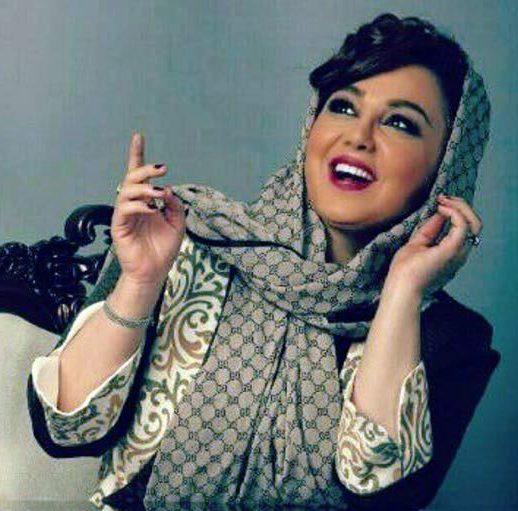 بهنوش بختیاری در جشن فارس