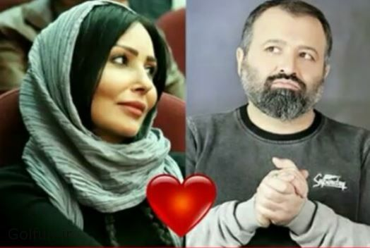 خواستگاری علی صالحی از پرستو صالحی