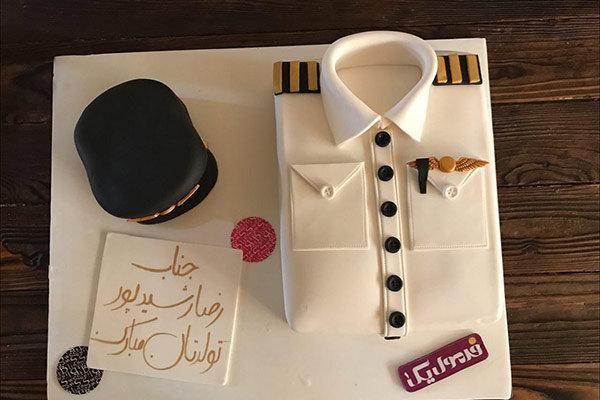 جشن تولد رشیدپور در فرمول یک