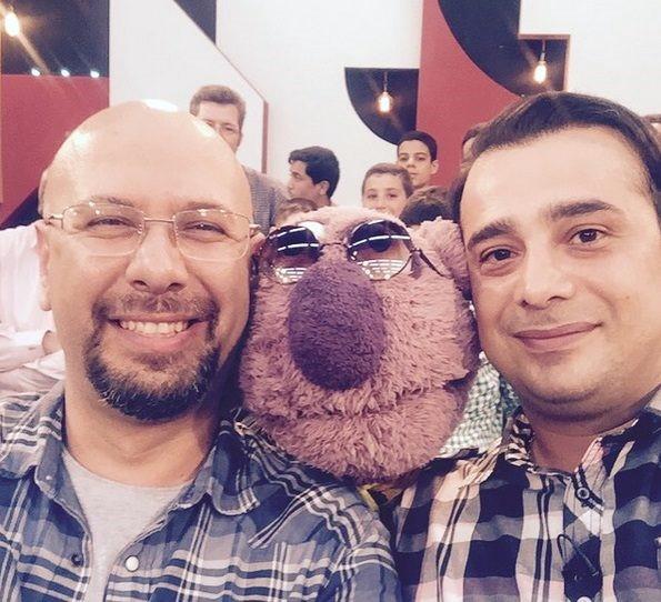 سپند امیرسلیمانی: برای مسابقه ادابازی فحشهای زیادی خوردیم