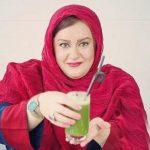 نعیمه نظام دوست: به خاطر چاقیم از من خواستگاری نمی کنند!+فیلم