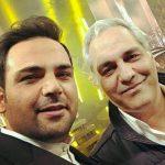 شوخی حاشیه ساز مهران مدیری با محمدرضا گلزار و احسان علیخانی +فیلم