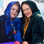 دلنوشته مادر بهاره رهنما در مورد ازدواج مجدد دخترش