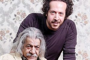 تصادف شدید صدر الدین حجازی (پدر سینا حجازی) در جاده کرج با گاردری