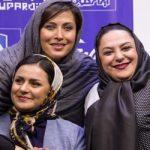 اکران خصوصی فیلم سینمایی صفر تا سکو با حضور خواهران قهرمان منصوریان