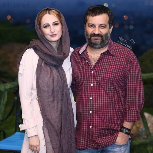 مهراب قاسمخانی و کتک زدن همسرش