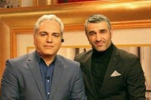پژمان جمشیدی فوتبالیست و بازیگر مهمان امشب دورهمی