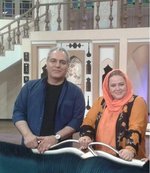 واکنش بهاره رهنما به مهران مدیری