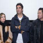 تصاویر اکران مردمی آینه بغل با حضور محمدرضا گلزار