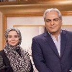 گریه الناز حبیبی به خاطر تهدیدهای گروه فیلمسازی