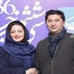 اولین اکران دارکوب در جشنواره فجر با حضور مهناز افشار