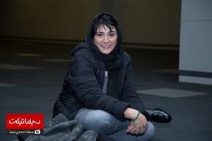 اکران مردمی فیلم سینمایی عرق سرد با حضور بازیگران فیلم در پردیس چارسو