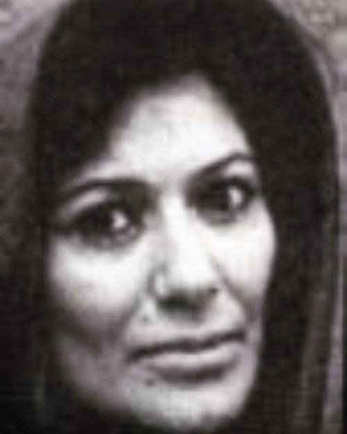 درگذشت فریده صابری
