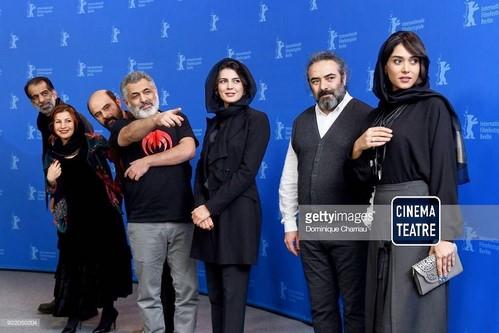 عوامل فیلم خوک در جشنواره برلین