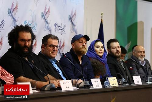نشست رسانه ای فیلم امیر