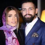 جنجال های محسن افشانی اینبار با رونمایی از همسرش!