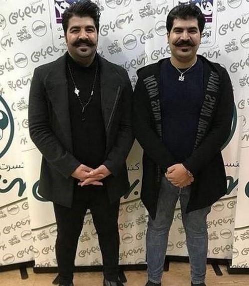 بدل ایرانی چهره های مشهور
