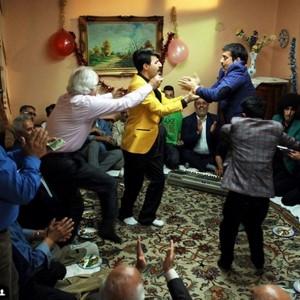 علت سانسور صحنه رقصیدن در سریال پایتخت مشخص شد!