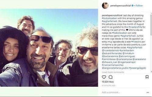 فیلم اصغر فرهادی در کن 2018
