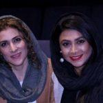 حاشیه های حضور پر شمار چهره های مشهور در پنجمین روز جشنواره جهانی فجر