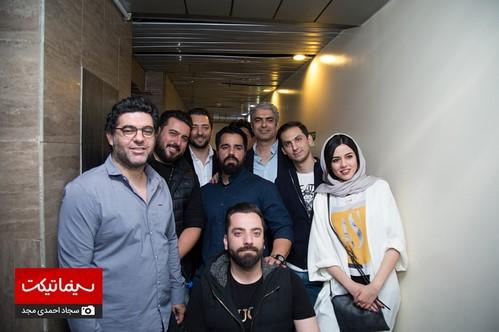 اکران فیلم چهارراه استانبول