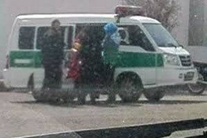 آیا بازیگری که در استادیوم آزادی به همراه همسرش بازداشت شد، محسن افشانی بود؟