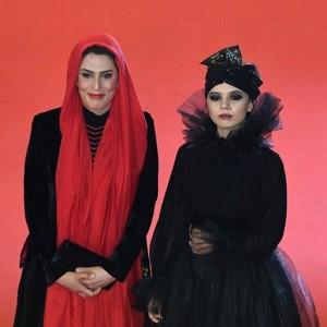 ظاهر موجه بهناز جعفری و پوشش عجیب بازیگر نقش دوم سه رخ در جشنواره کن