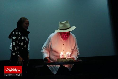 جشن تولد مهناز افشار