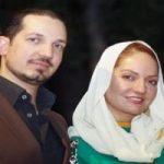 طوفان توئیتری مهناز افشار برای همسرش و علنی کردن شغل برادرهایش!