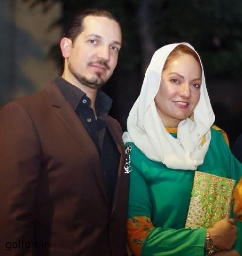 دفاع مهناز افشار از همسرش